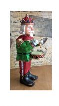 Musical Christmas Nutcracker Automaton